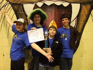 Dalton - Kids with Trophy