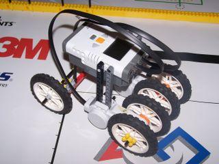 Robot Prototype B - 090821