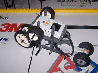 Robot Prototype A - 090821