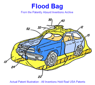 Car Bag Patent